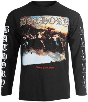 longsleeve BATHORY - BLOOD FIRE DEATH 2