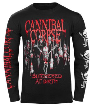 longsleeve CANNIBAL CORPSE - BUTCHERED AT BIRTH BABY