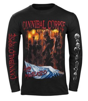 longsleeve CANNIBAL CORPSE - TOMB OF THE MUTILATED (EXPLICIT)