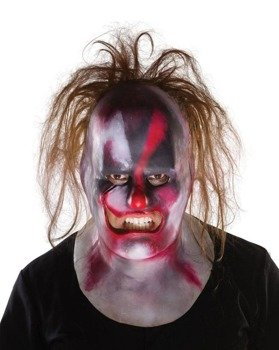 maska SLIPKNOT - CLOWN WITH HAIR