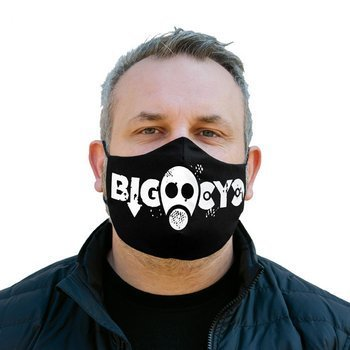 maska ochronna BIG CYC - WIĘCEJ TLENU