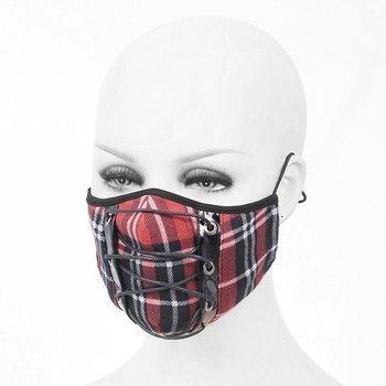 maska ochronna DEVIL FASHION, z filtrem