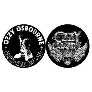mata gramofonowa slipmata OZZY OSBOURNE - BLIZZARD OF OZZ / CREST