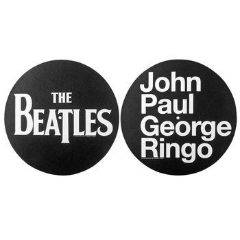mata gramofonowa slipmata THE BEATLES - JOHN PAUL GEORGE RINGO