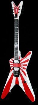 "miniaturka gitary TRIVIUM - MATT HEAFY: DEAN MKH ""RISING SUN"""