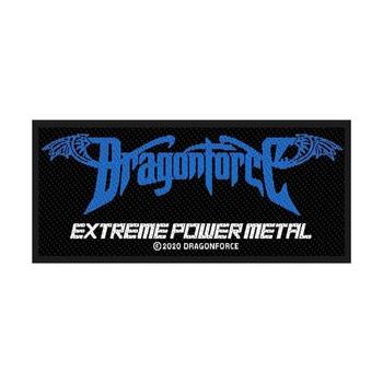 naszywka DRAGONFORCE - EXTREME POWER METAL