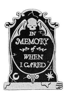 naszywka KILLSTAR - RIP