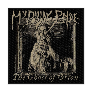 naszywka MY DYING BRIDE - THE GHOST OF ORION WOODCUT