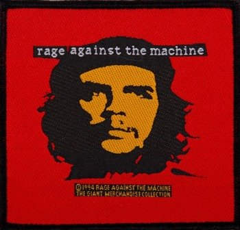 naszywka RAGE AGAINST THE MACHINE