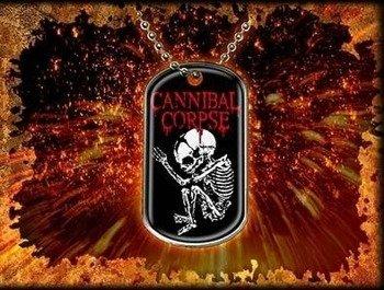 nieśmiertelnik CANNIBAL CORPSE - FOETUS