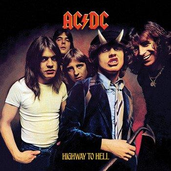obraz na płótnie AC/DC - HIGHWAY TO HELL