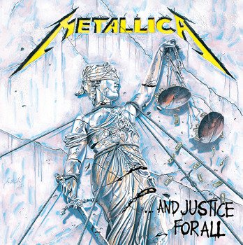 obraz na płótnie METALLICA - ...AND JUSTICE FOR ALL