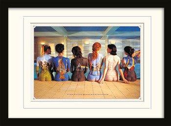 obraz w ramie PINK FLOYD - BACK CATALOGUE