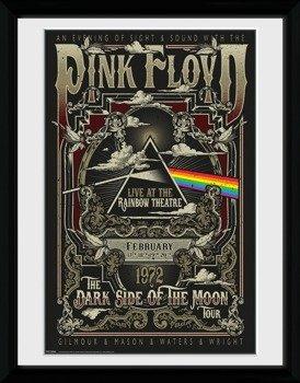 obraz w ramie PINK FLOYD - RAINBOW THEATRE