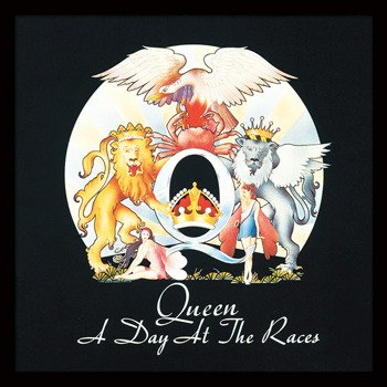 obraz w ramie QUEEN - A DAY AT THE RACES