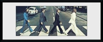 obraz w ramie THE BEATLES - ABBEY ROAD TRACKS