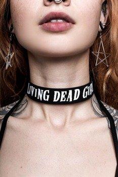 obroża KILL STAR - ROB ZOMBIE, LIVING DEAD GIRL