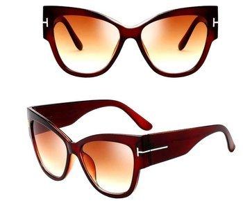okulary CAT 2 BROWN