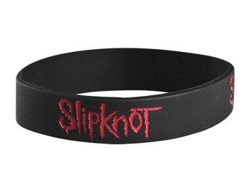 opaska SLIPKNOT - LOGO, silikonowa