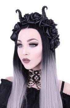 opaska do włosów DIABOLICAL ROSES