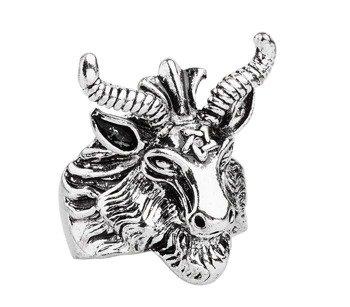 pierścień BAPHOMET
