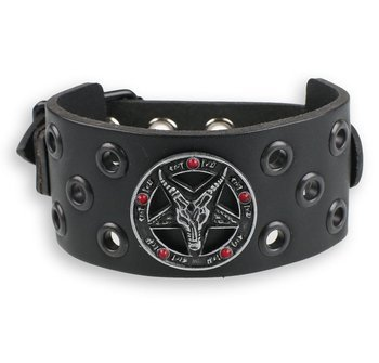 pieszczocha BAPHOMET - BLACK CRYSTAL RED