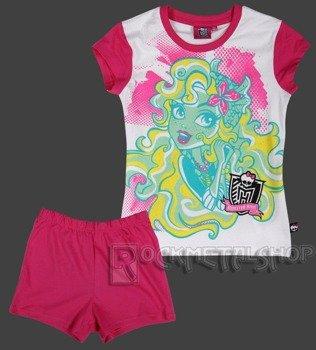 piżama dziecięca MONSTER HIGH - LAGOONA BLUE dla dziewczynki