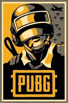 plakat PUBG - HOPE