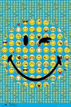 plakat SMILEY - SMILE