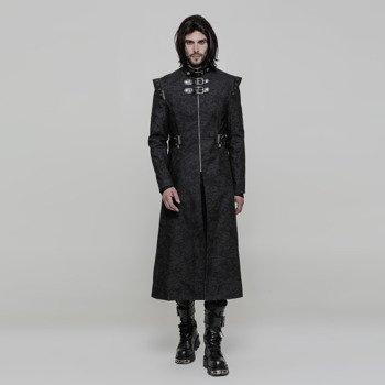 płaszcz męski PUNK RAVE - GOTHIC