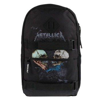 plecak METALLICA - SAD BUT TRUE black