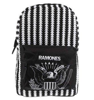 plecak RAMONES - LETS GO CREST