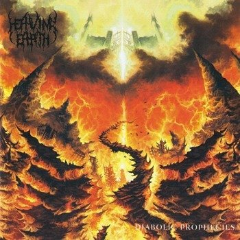 płyta CD: HEAVING EARTH - DIABOLIC PROPHECIES