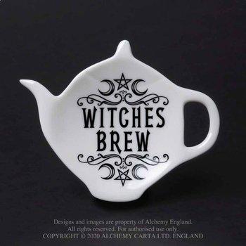 podstawka na torebkę po herbacie/łyżeczkę WITCHES BREW