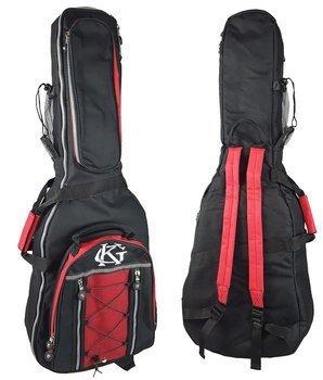 pokrowiec do gitary klasycznej KG CX B005C 4/4, pianka 15 mm