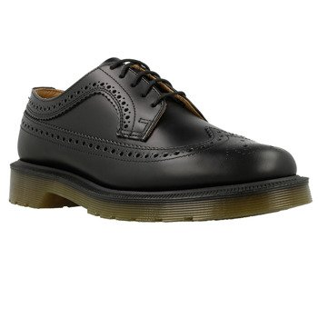 półbuty DR.MARTENS - DM 3989 BLACK SMOOTH (DM13844001)