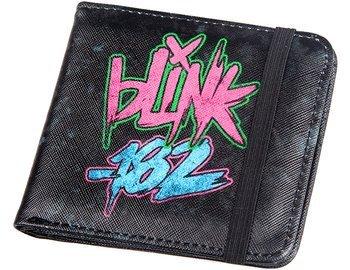 portfel BLINK182 - LOGO
