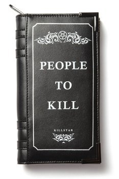 portfel KILLSTAR - KILL LIST