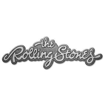 przypinka THE ROLLING STONES - LOGO