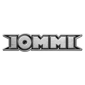 przypinka TONY IOMMI - LOGO