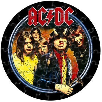 puzzle AC/DC - HIGHWAY TO HELL