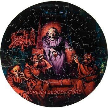 puzzle DEATH - SCREAM BLOODY GORE