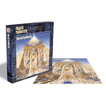 puzzle IRON MAIDEN - POWERLAVE, 500 el.