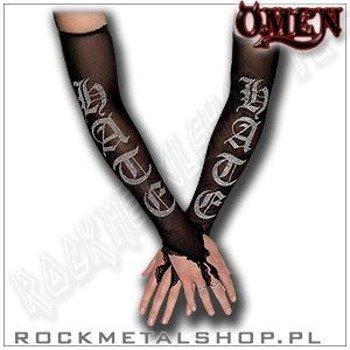 rękawiczki damskie LOVE HATE, firma OMEN [982]