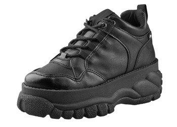 sneakersy ALTERCORE czarne (MOSSI BLACK)