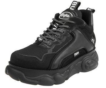 sneakersy BUFFALO - CHAI BLACK VEGAN