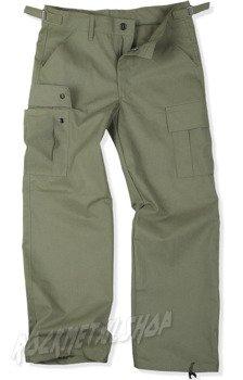 spodnie bojówki CARGO KHAKI