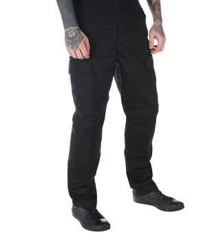 spodnie bojówki MMB US BDU HOSE SCHWARZ
