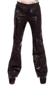 spodnie dresowe KILLSTAR - SIT AND SPIN,damskie dzwony