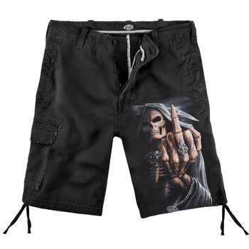 spodnie krótkie BONE FINGER vintage